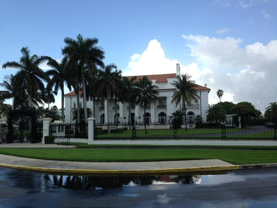 Henry Morrison Flagler Museum: the white palace