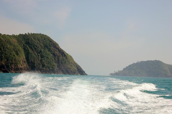 Ko Kut Ao Phrao: уезжаем с острова