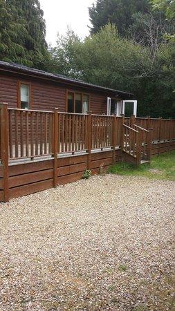 Parkdean - Sandford Holiday Park: Heritage lodge Aug 2014