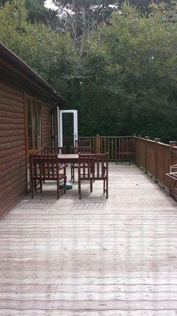 Parkdean - Sandford Holiday Park : Heritage lodge verrander