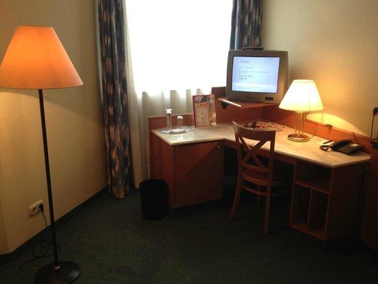 IntercityHotel Wuppertal: Einzelzimmer