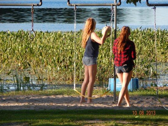 Sunnylea Resort: Fishing