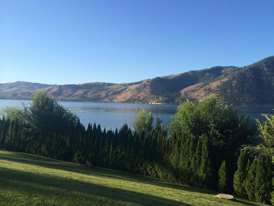 Wapato Point Resort: View from unit 449