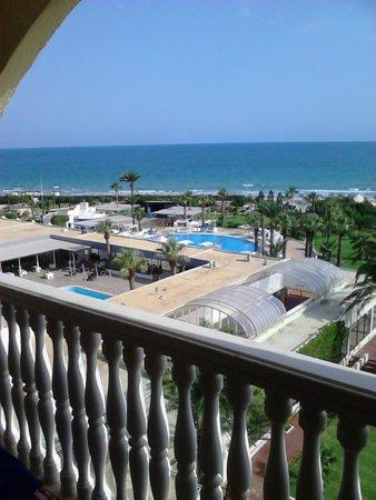 One Resort Monastir: vu de notre chambre 519