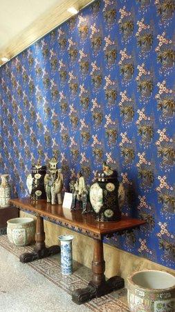 Palazzo Morando : La sala cinese