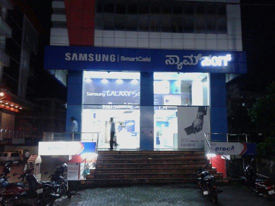 Samsung Smart Café: Samsung smart cafe. 