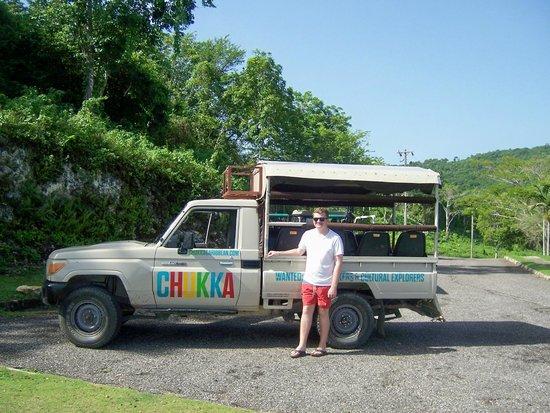 Chukka Caribbean Adventures : Our ride