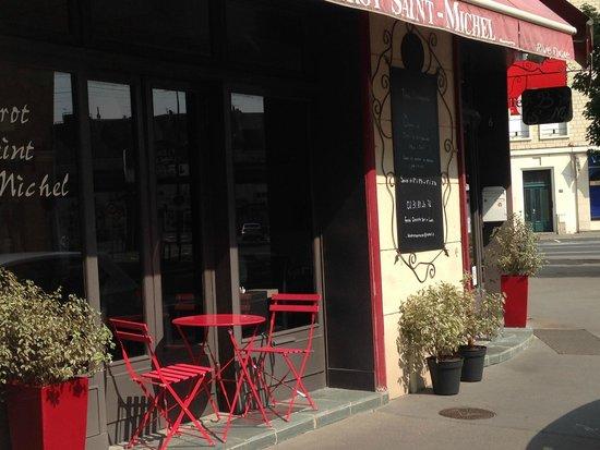 Le Bistrot Saint Michel : Le Restaurant