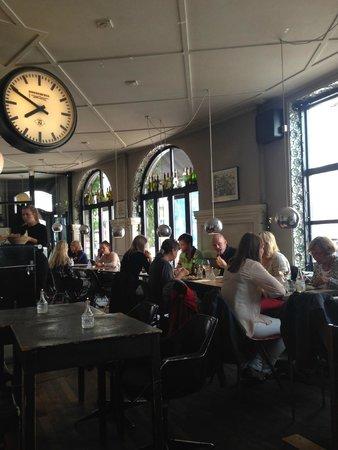 Cafe Drudenfuss : A l'intérieur ...