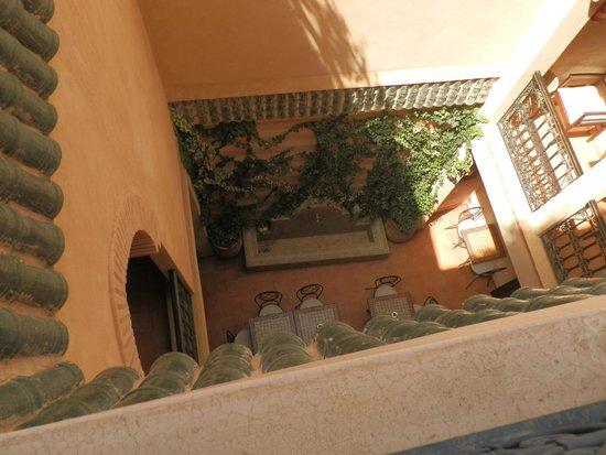 Riad Marrakiss : centro riad