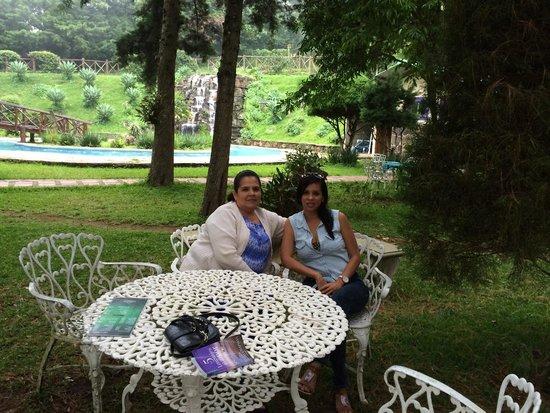 Hotel Alicante Montana: Tarde con rico clima