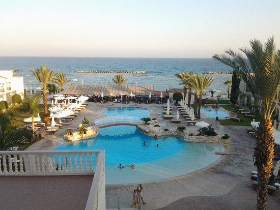Princess Beach Hotel : our view