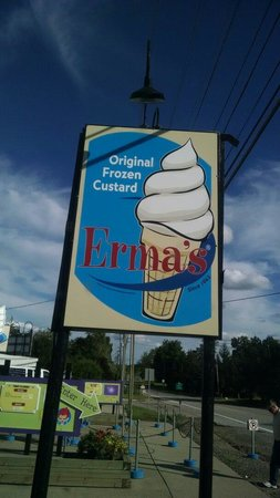 ‪Erma's Original Frozen Custard‬