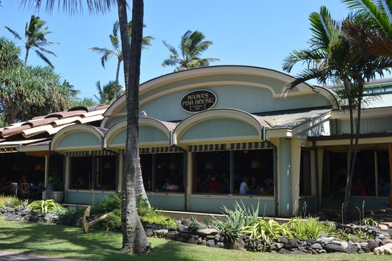 entrance - Picture of Mama's Fish House, Paia - TripAdvisor