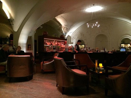The Grand Mark Prague : Bar in hotel