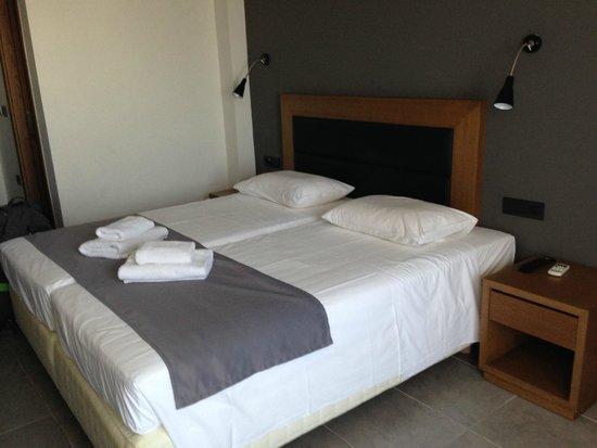 Amphitryon Boutique Hotel: camera da letto