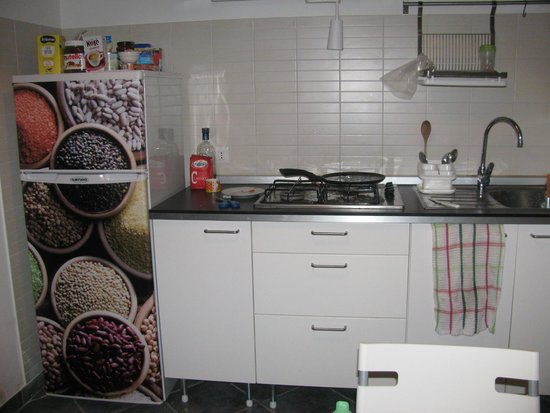 Residence Lido Burrone : cucina