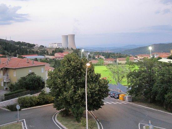 Hotel Dei Conti: vista