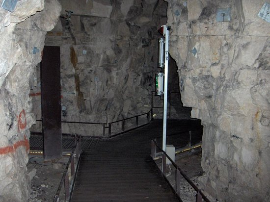 Wellington Tunnels, Memorial to the Battle of Arras: Bon aménagement handicapés