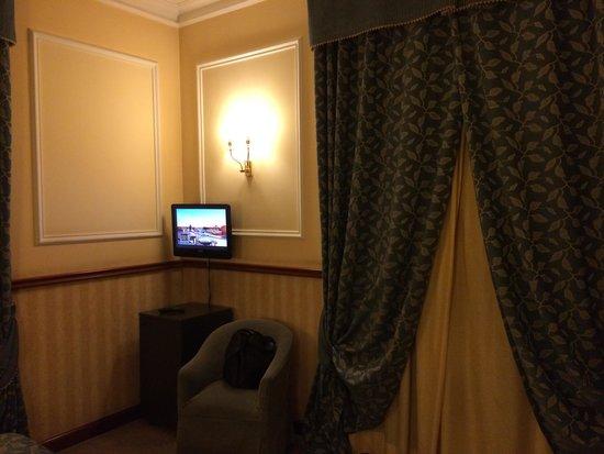 Hotel Savoy: номер