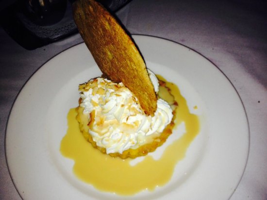 The Capital Grille : Coconut Cream Pie