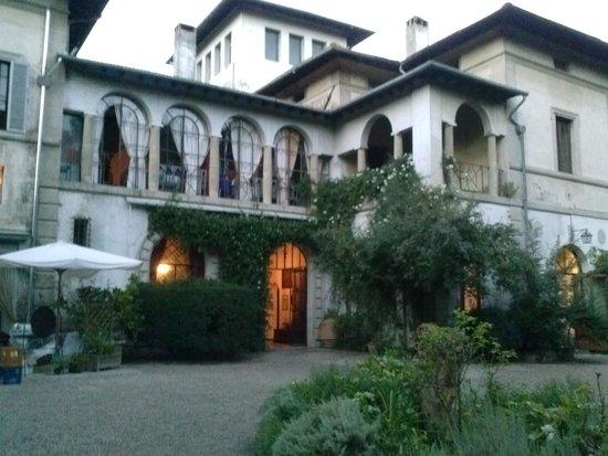 Villa Taticchi : La villa