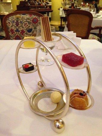 Le Ciel by Toni Mörwald: Dessert