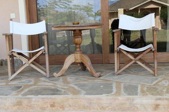 Ocean Beach Resort & Spa: balcony