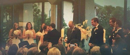 Lady Bird Johnson Wildflower Center: Our Daughter's Wedding