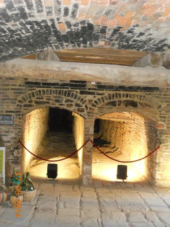 Museo del Vetro: i forni