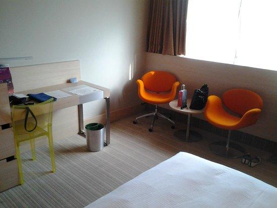 Radisson Blu Hotel, Hasselt: kamer