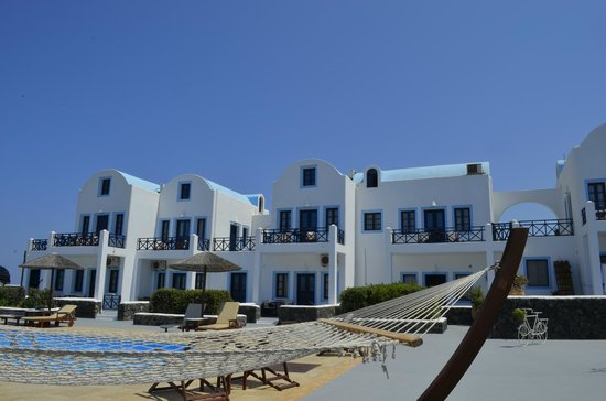 Caldera's Memories: View from Balcony 4