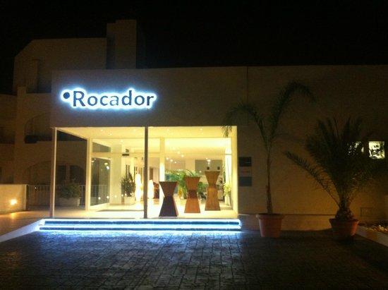 TUI SENSIMAR Rocador : ingang