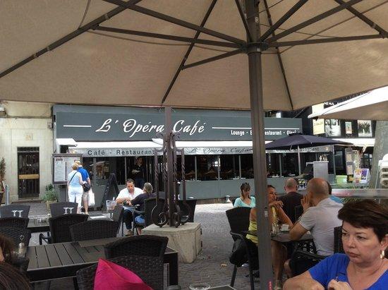 L'Opera Cafe, Avignon