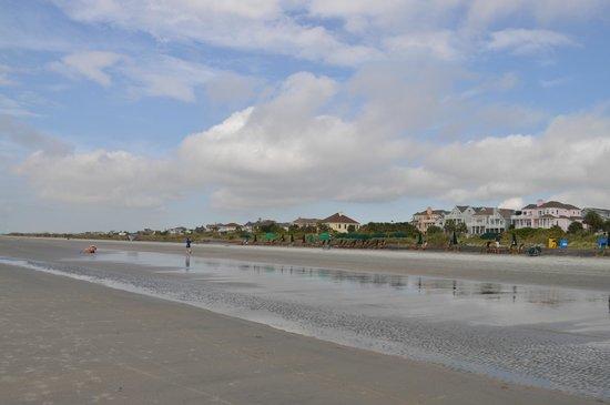 Wild Dunes Resort : Beach
