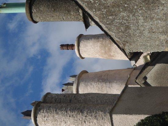 Kendal, UK: Chimneys!