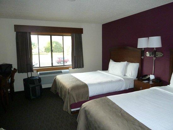 AmericInn Lodge & Suites Medora: Zimmer