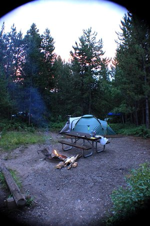 Signal Mountain Campground Image