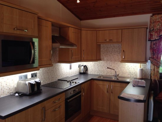 Macdonald Lochanhully Woodland Club: New kitchen