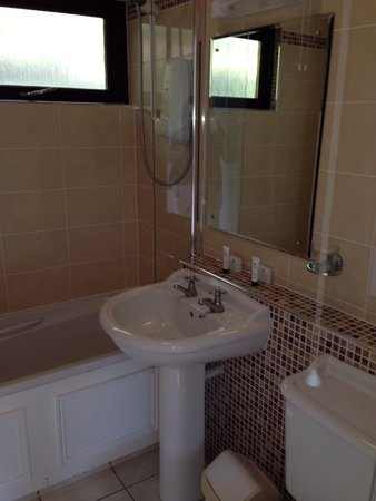 Macdonald Lochanhully Woodland Club: New bathroom lodge 46