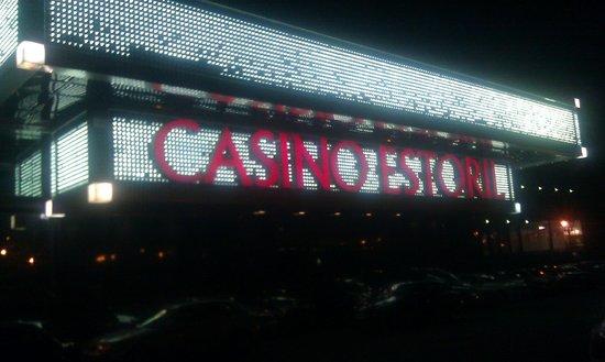 Casino Estoril: From outside