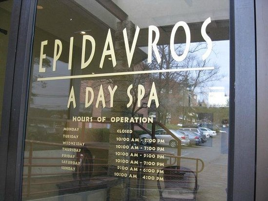 Epidavros Day Spa