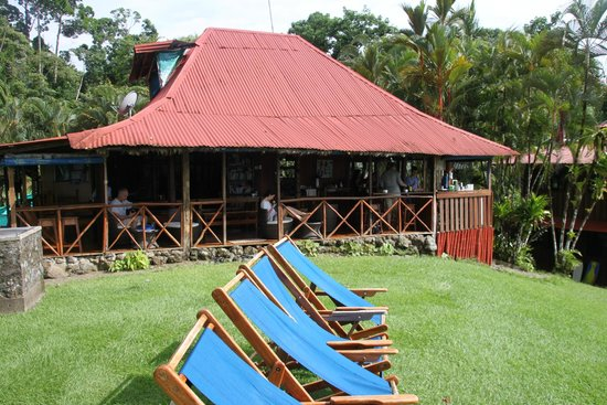Hotel Las Caletas Lodge : Die Lodge