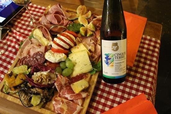 mixed plate - Picture of Da Eraldo, Monterosso al Mare - Tripadvisor