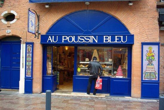 Au Poussin Bleu