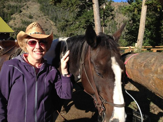 Crossed Sabres Ranch: my new BFF Bandit