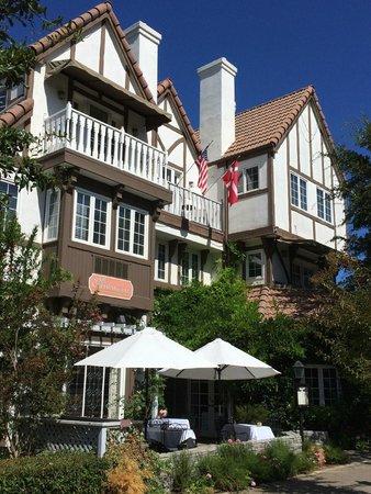 Mirabelle Inn: Quaint Inn in Solvang