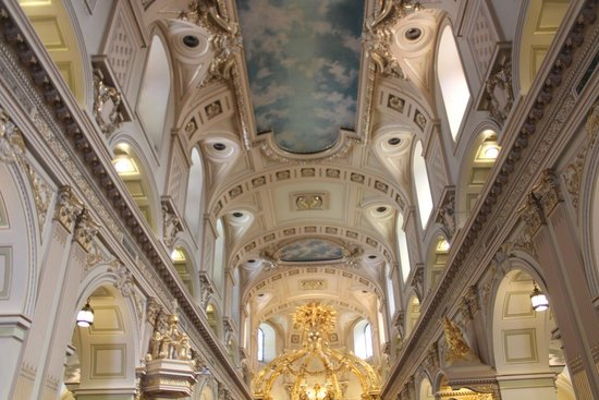 Basilique Cathedrale - Notre-Dame-de-Quebec
