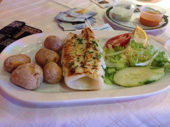 Restaurante Escalerita I: Sehr leckeres essen !!!