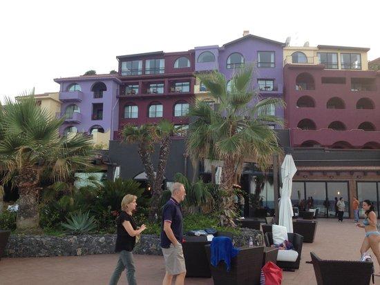 Hotel Santa Tecla Palace: hotel